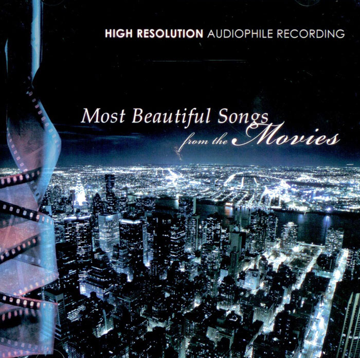 Most Beautiful Songs From The Movies v. 1